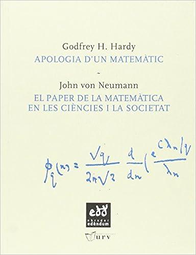 Descarga gratuita de Bookworm con crack Apologia d'un matemàtic: El paper de la matemàtica en les ciències socials (Punt Nodal) PDF 8493660914