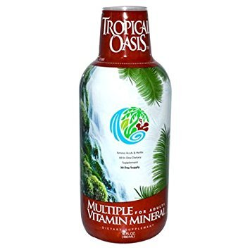 Tropical Oasis Vitamin Mineral Multiple