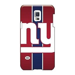 Samsung Galaxy S5 Mini RIm256wWsf Custom Lifelike Ny Giants Pictures Bumper Phone Case -casesbest88