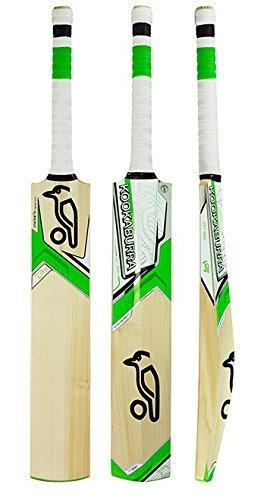 Kookaburra Kahuna Lite Short Handle Cricket Bat - Green by Kookaburra by Kookaburra