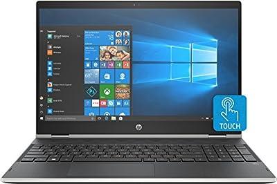 "HP Pavilion x360 15.6"" 2-in-1 Laptop: Core i5-8250U, 128GB SSD, 8GB RAM, 15.6"" Full HD Touchscreen, Backlit Keyboard"