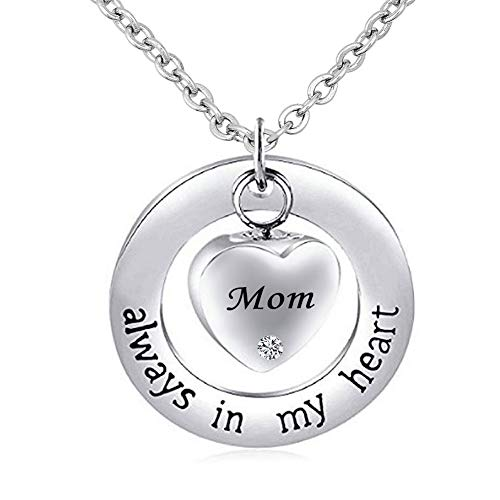 urn necklaces for ashes for mom - 9