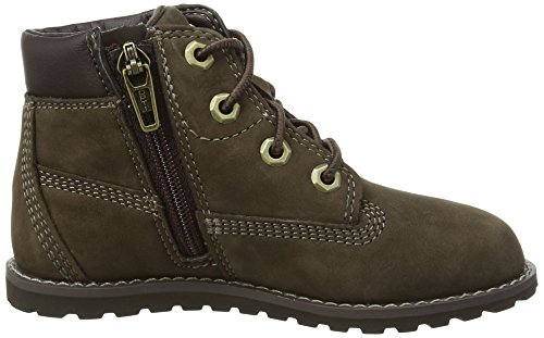 Timberland 6in Bottines Marron Brown Mixte Pokey Pine Enfant rq84p6r