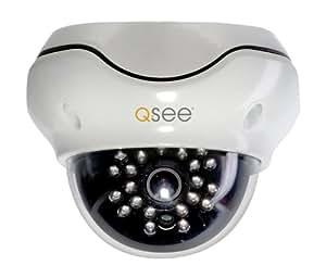 Q-See QH8007D 1080p SDI Dome Camera (White)
