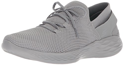 Skechers Performance Women's You-14960 Sneaker,Gray,12 M US