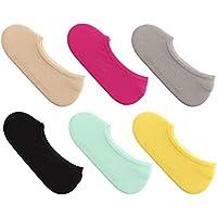 JERKKY Calcetines para niños Verano Niño Invisible Poco Profundo Super Elstic Calcetines Cortos para Barco Color del…