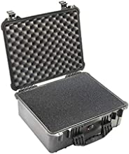 Pelican Products 1550-000-110 1550 Camera Case with Foam (Black)