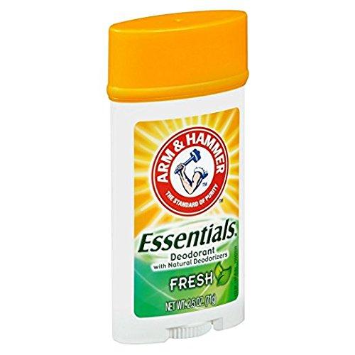 ARM & HAMMER Essentials Natural Deodorant Fresh 2.50 oz (...