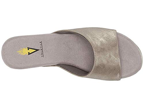 Buy volatile shoes pewter