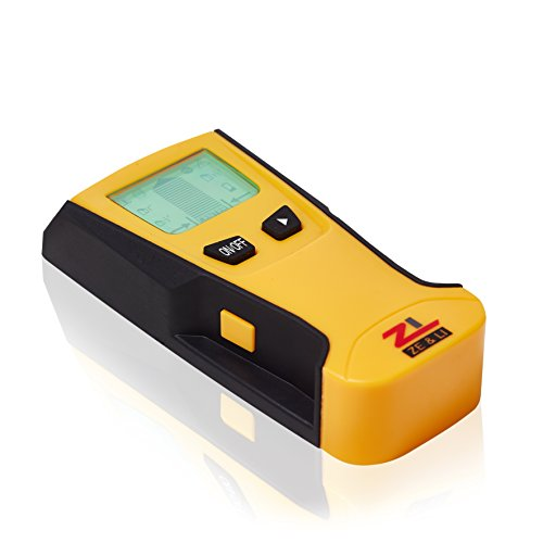 Ze&Li LCD Battery Operated Stud Finder, 3 Modes