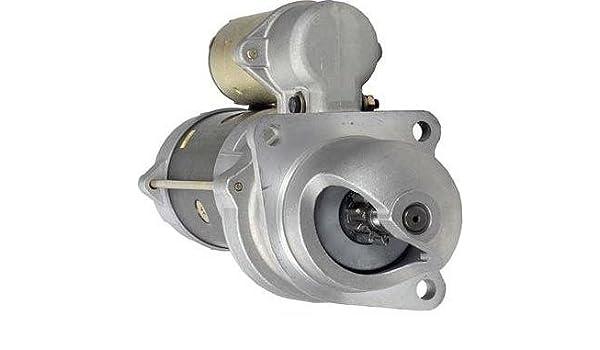 Nuevo 24 V motor de arranque para Dresser Loader 510B Cummins 4BT 3.9L 3604677rx 10455500: Amazon.es: Coche y moto