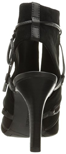 Franco Sarto Women's L-Quinera Fashion Boot, US Black