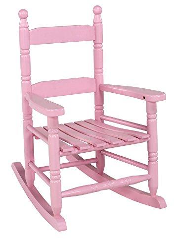 (Jack Post KN-10P Knollwood Classic Child's Porch Rocker, Pink)