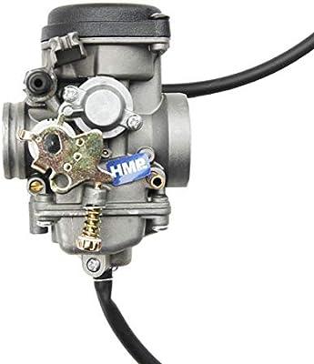 HMParts Vergaser MV30-30mm 200-250ccm ATV Quad Loncin etc.