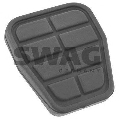 Amazon.com: SWAG Brake Clutch Pedal Pad Fits AUDI 80 90 SEAT Cordoba VW Passat 321721173: Automotive