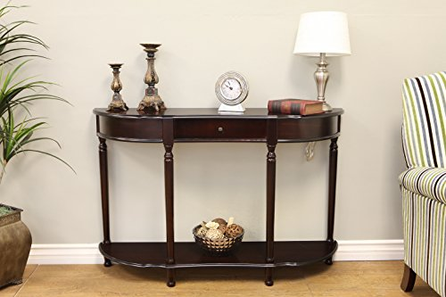 Frenchi Home Furnishing Console Expresso