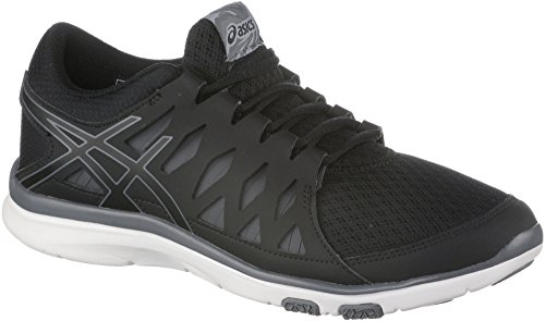 Gel 2 Tempo Running Asics Fit Black Women's Shoes T4FTdx