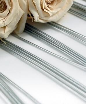 Richland Floral Stem Wires Bright 20 Gauge Pack of 360