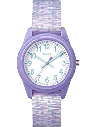 Youth Kids Analog 32mm Nylon Strap |Purple| Watch TW7C12200