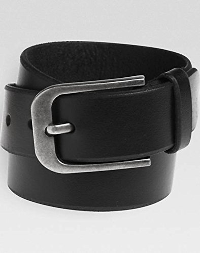 Mens Wearhouse Brand Genuine Leather Belt