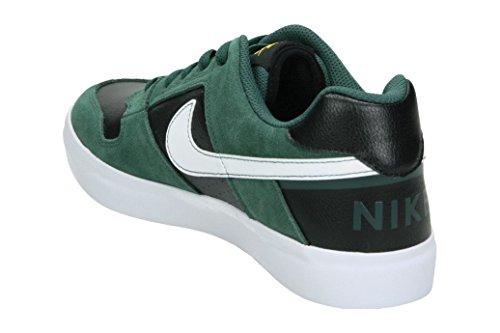 White SB Black da Uomo Force NIKE Ginnastica 001 Midnight Basse Vulc Delta Green Multicolore White Scarpe 61qwfHB