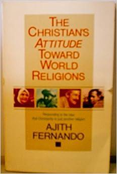 Book The Christian's Attitude Toward World Religions