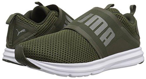 Jual PUMA Men s Enzo Strap Mesh Sneaker - Fashion Sneakers  8782d7302