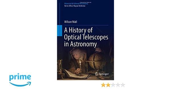history of the telescope