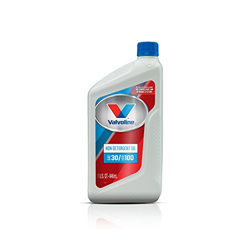 Valvoline SAE 30 Non-Detergent Motor Oil - 1qt (Case of 6) (822382-6PK) (Motor Oil Rating System)