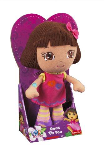 Dora Toys For Girls : Fisher price nickelodeon dora the explorer loves you