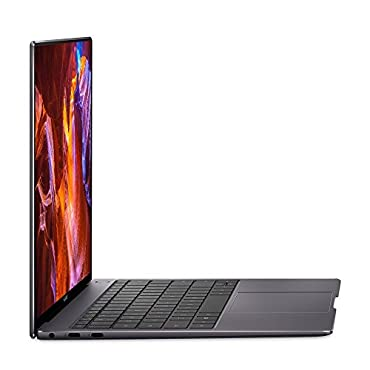 Huawei MateBook X Pro Signature Edition Thin & Light Laptop, 13.9 3K Touch, 8th Gen i7-8550U, 16 GB RAM, 512 GB SSD, GeForce MX150, 3:2 Aspect Ratio, Office 365 Personal, Space Gray Mach-W29C