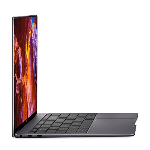 Huawei MateBook X Pro Signature Edition Mach-W29C - 13.9-inch 3K Touchscreen, 8th Generation Intel Core i7-8550U, 16 GB RAM, 512 GB SSD, NVIDIA GeForce MX150, Space Gray