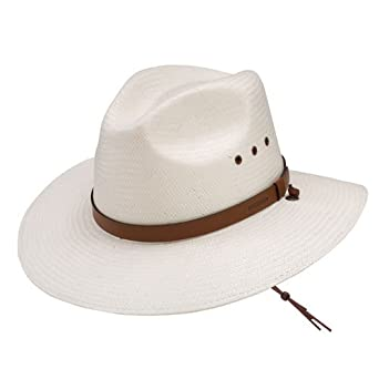 f3b1de0dcda21 Stetson   Dobbs OSLAMS-3830 Men s Los Alamos Toyo Straw Hat