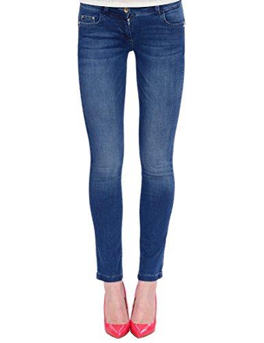 In 8j0210a1wza Italy Patrizia Donna Made Light Stretch Jeans Indigo Denim Pepe ZFvqB