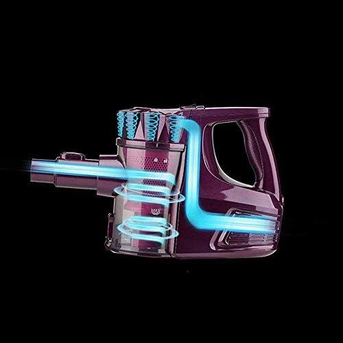 Aspirateur domestique, haute puissance voiture Aspirateur, sans fil vertical Aspirer, Nettoyeur portable Sweeper Mopping machine LMMS
