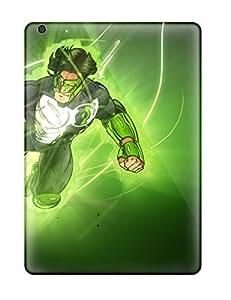 Stevenson Elizabeth's Shop 2015 Premium Green Lantern Heavy-duty Protection Case For Ipad Air