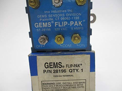 GEMS SENSORS 28196 120VAC NSMP by INDUSTRIAL MRO (Image #3)