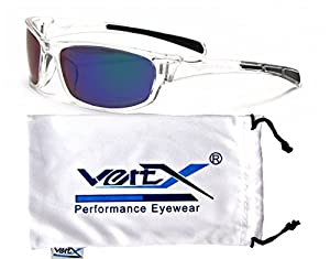VertX Men's Polarized Lightweight Sunglasses Sport Cycling Running Outdoor