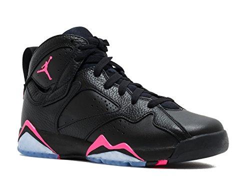 Pink Nike Shoe Blackhyperpinkhyper Kids Retro 7 Jordan Gg Basketball Us CBxoedrW
