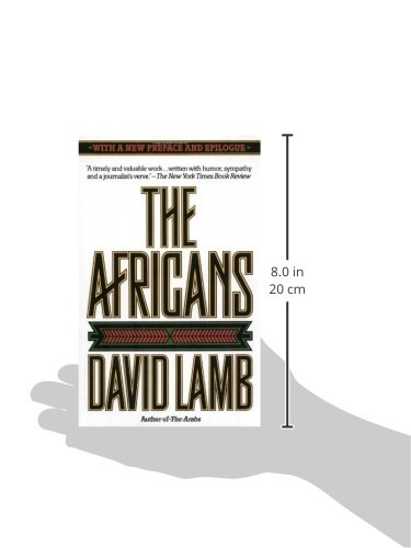 The africans david lamb 9780394753089 amazon books fandeluxe Images