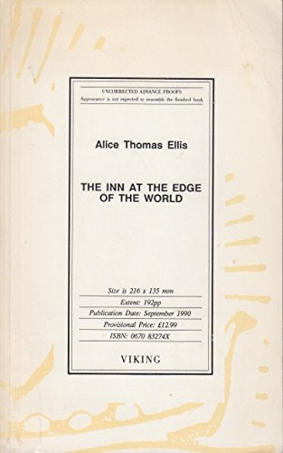 book cover of The Inn at the Edge of the World