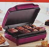 Sensio Bella 13603 Brownie Maker, Purple