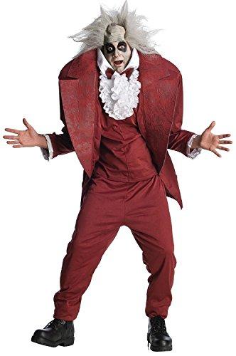 Rubie's Costume Shrunken Head Beetle Juice Costume, Standard, Standard