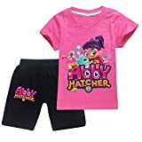 Ab-by Ha-Tch-Er Toddler Boy Cotton Summer Short