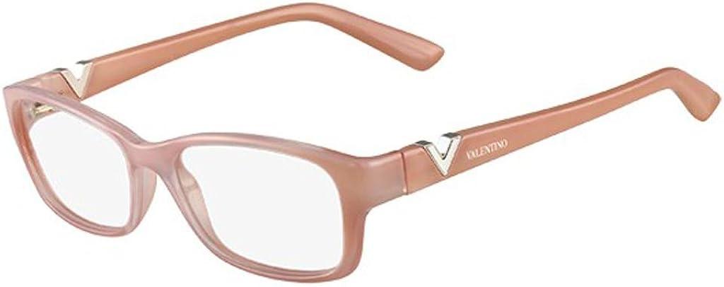 54.0 Donna Pink Valentino V2650 Montature Rosa