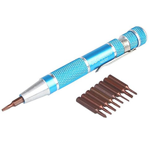 9 In 1 Disassembly Precision Screwdriver Set Pen Style