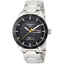 Tissot PRS 516 Automatic Black Dial Mens Watch T100.430.11.051.00