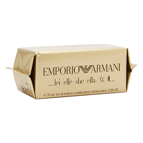 Emporio Armani By Giorgio Armani For Women. Eau De Parfum Spray 1.7 Ounces