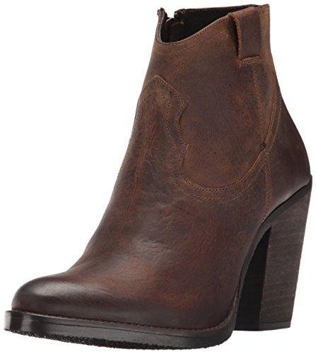 Muse & Nuage Femmes Josie Western Boot Marron