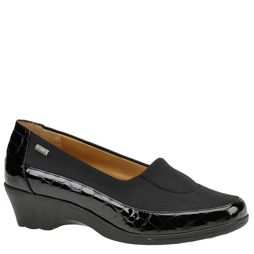 Softspots Women's Black Sissel 6.5 C US -